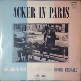 Acker Bilk - Acker in Paris