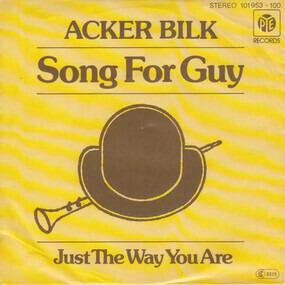 Acker Bilk - Song For Guy