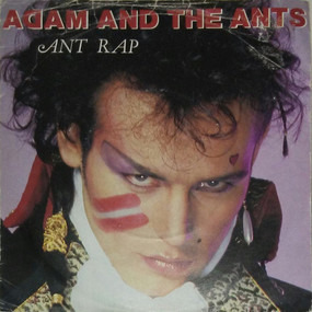 Adam Ant - Ant Rap