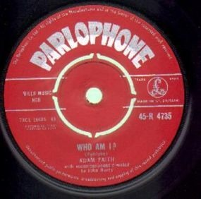 Adam Faith - Who Am I? / This Is It