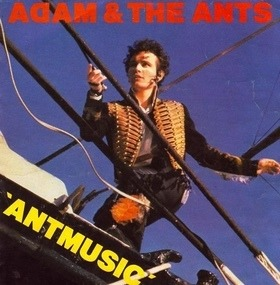 Adam Ant - Antmusic
