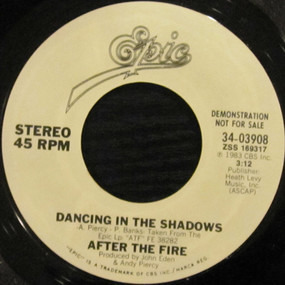 After the Fire - Dancing In The Shadows