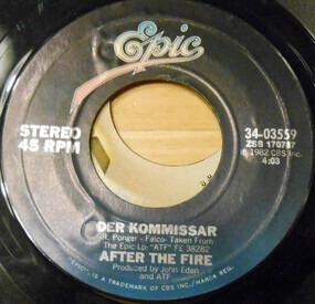 After the Fire - Der Kommissar