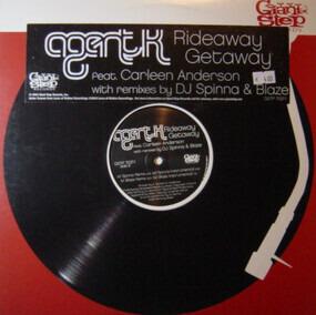 Agent K - Rideaway Getaway (Remixes By DJ Spinna & Blaze)
