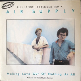 Air Supply - Making Love (Out Of Nothing At All)