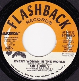 Air Supply - Every Woman In The World / The One That You Love