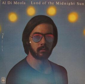 Al DiMeola - Land of the Midnight Sun