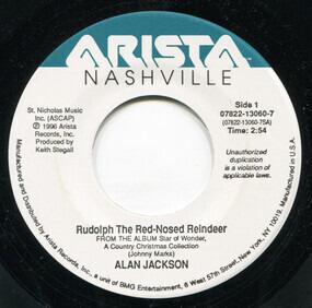 Alan Jackson - Rudolph The Red-Nosed Reindeer / We Three Kings