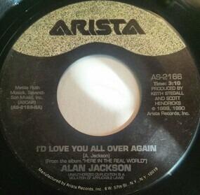 Alan Jackson - I'd Love You All Over Again