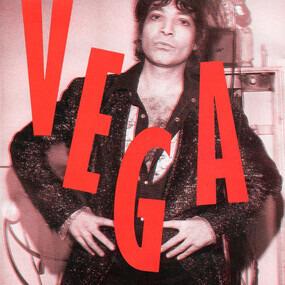 Alan Vega - Jukebox Babe / Collision Drive