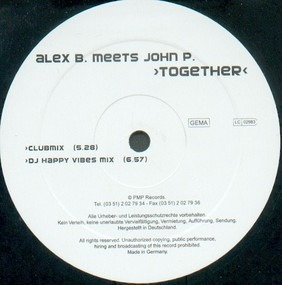 Alex B. Meets John P. - Together