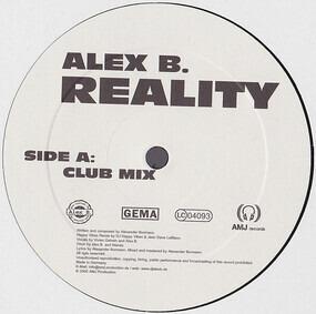 Alex B. - Reality