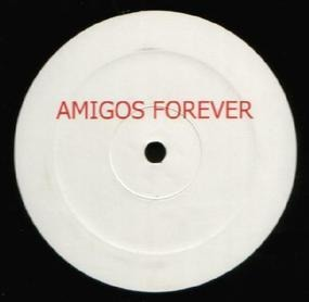 Alex C. Feat. Yasmin K. - Amigos Forever