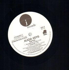 Alicia Keys - Karma 12' Promo