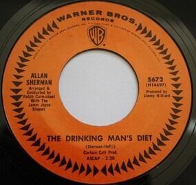 Allan Sherman - The Drinking Man's Diet