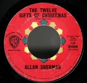 Allan Sherman - The Twelve Gifts Of Christmas