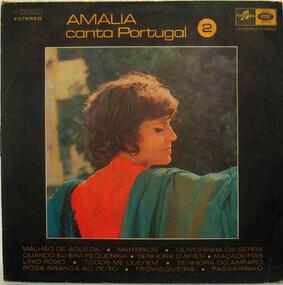 Amália Rodrigues - Amalia Canta Portugal 2