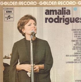 Amália Rodrigues - Golden Record
