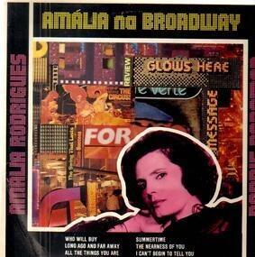 Amália Rodrigues - Amália Na Broadway