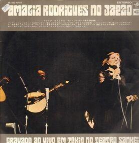 Amália Rodrigues - Amália Rodrigues No Japao