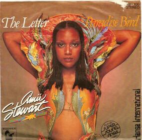 Amii Stewart - The Letter / Paradise Bird
