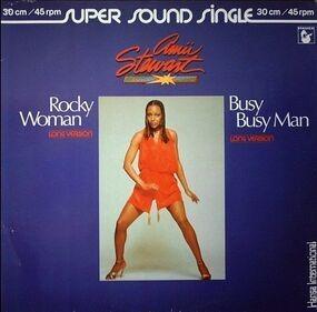 Amii Stewart - Rocky Woman / Busy Busy Man