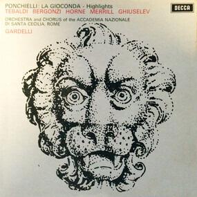 Amilcare Ponchielli - La Gioconda - Highlights