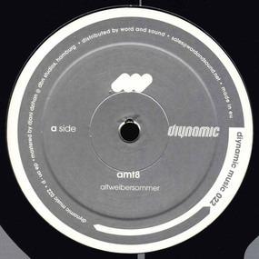 AMT8 - UA EP