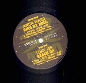Anita Ward - Ring my bell / Reach up