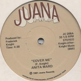 Anita Ward - Cover Me