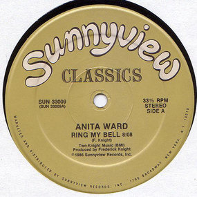 Anita Ward - Ring My Bell / Make Believe Lovers
