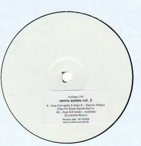 Anja Schneider - Mobilee Back To Back Remix Series Vol 02