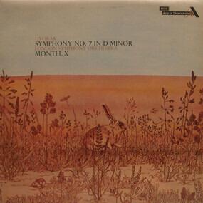 Antonin Dvorák - Symphony No. 7 In D Minor