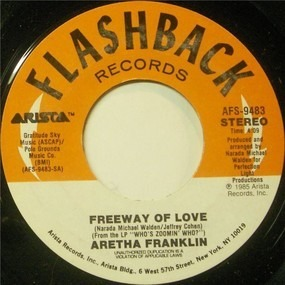 Aretha Franklin - Freeway Of Love / Jump To It