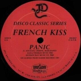 Arpeggio - Love & Desire / Panic