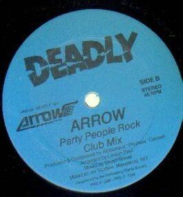 Arrow - More Fete / Party People Rock