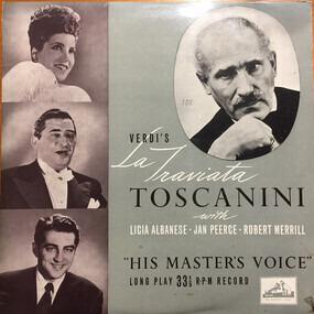 Giuseppe Verdi - Verdi's La Traviata (Arturo Toscanini)