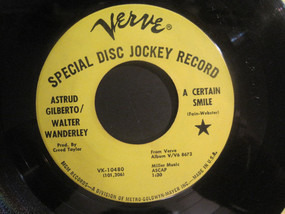 Astrud Gilberto - A Certain Smile