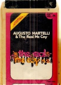 AUGUSTO MARTELLI - The Real Mc Coy N. 2