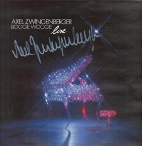 Axel Zwingenberger - Boogie Woogie Live