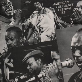 B.B King - American Folk Blues Festival '82