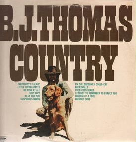 Billy Joe Thomas - Country