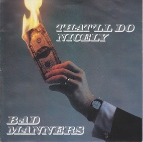 Bad Manners - That'll Do Nicely