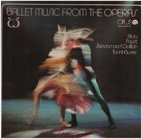 Giuseppe Verdi - Ballet Music From The Operas