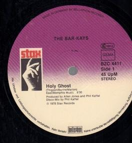 The Bar-Kays - Holy Ghost