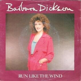 Barbara Dickson - Run Like The Wind / Forgotten Time