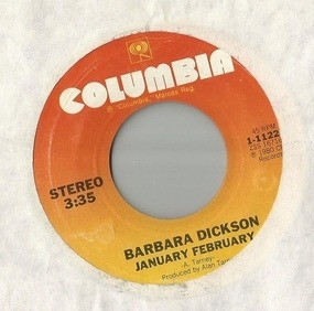 Barbara Dickson - January - February