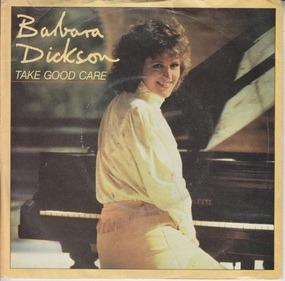 Barbara Dickson - Take Good Care