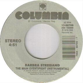 Barbra Streisand - The Main Event / Fight