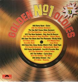 Barry Ryan - Golden No. 1 Oldies, Volume 3